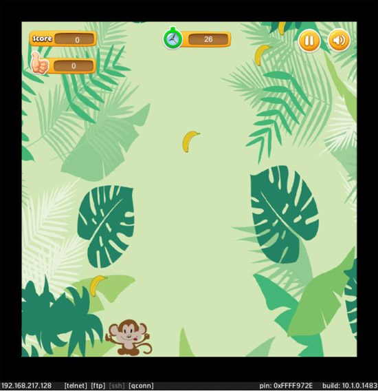 <b>Save The Banana for blackberry 10 game</b>