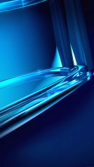 <b>Moto Droid Turbo 2 - blue wallpaper</b>
