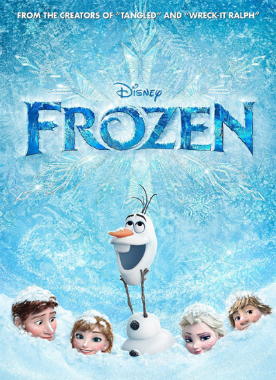 <b>Frozen pesem -- let it go</b>