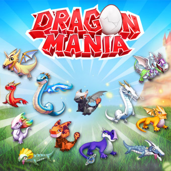 <b>Dragon Mania v3.0 for blackberry games</b>