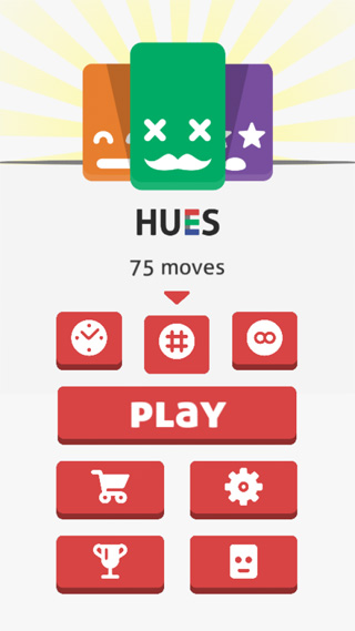 <b>Hues - Threes & 2048 Powered up!</b>