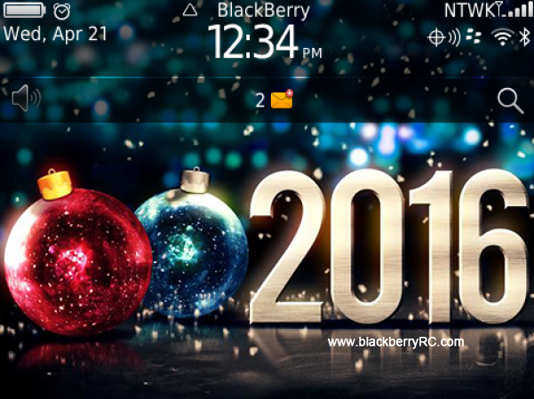 <b>Happy New year Theme 2016</b>