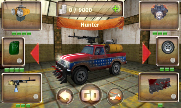 <b>free Zombie Derby v1.0 mobile phone games</b>