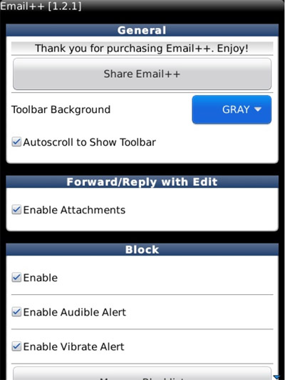 <b>Email++ software v2.5.5</b>