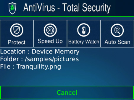 <b>Anti Virus - 360 Security mobile apps for blackbe</b>