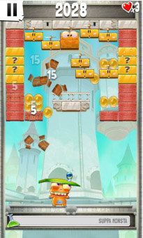 <b>Monsta Brick Breaker 1.0.1 for blackberry world g</b>
