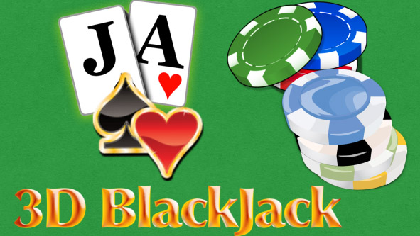<b>3D BlackJack v0.0.1.1 for blackberry games</b>