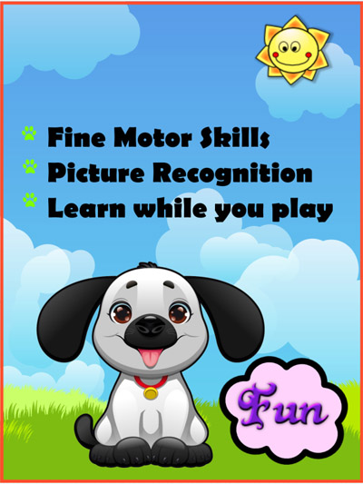 <b>Dog Puppies Game For Kids v1.0.1</b>
