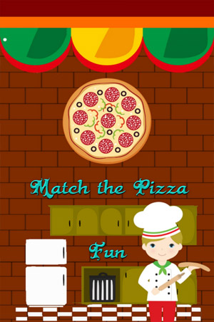 <b>Pizza Games For Kids: Match v1.0.1</b>