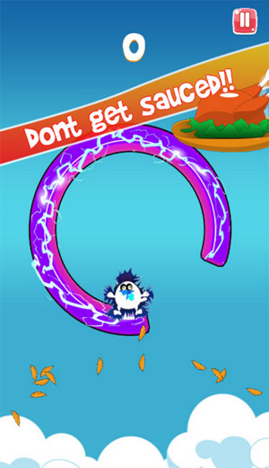 <b>Saucy Chicken v1.1 for blackberry game</b>