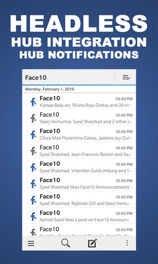 Face10 v1.3.410.1 for Facebook