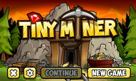 Tiny Miner v1.2.4.1 for playbook game