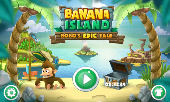 Monkey Adventure 1.0.0.1 for blackberry games
