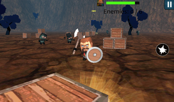 <b>The Last Dungeon Warrior v1.0.0.1</b>
