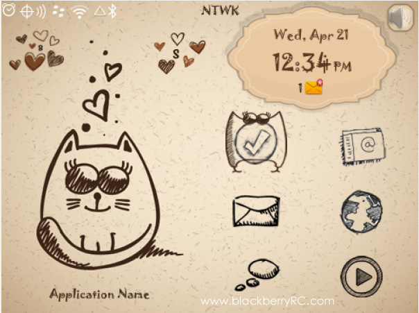 <b>Lovely Couple Cat 99xx bold themes</b>