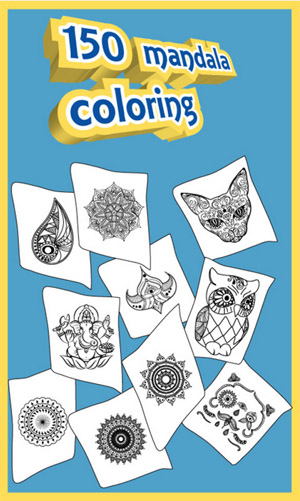 <b>Mandala Coloring Pages 1.0.2</b>