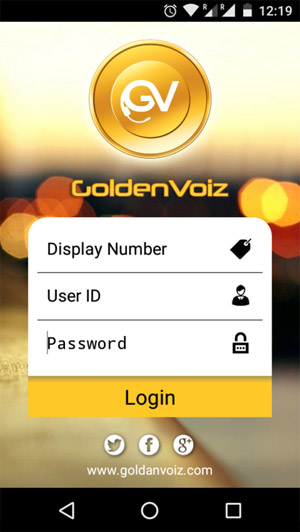 <b>Golden Voiz v1.0.1001 </b>