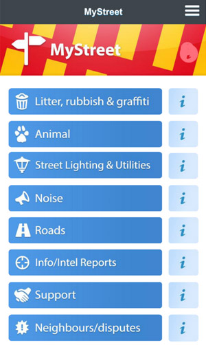 <b>MyStreet Northumberland v0.0.1.1 for blackberry a</b>