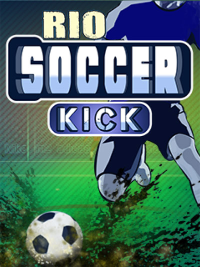 <b>Rio Soccer Kick v1.0 blackberry games</b>