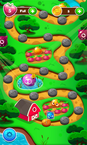 <b>Juice Splash v1.0.0.1 for blackberry games</b>