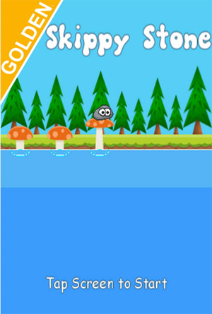 <b>Skippy Stone Golden Edition for blackberry games</b>