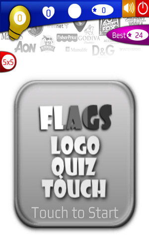 <b>Logo Quiz Touch: Flags v1.0.3</b>