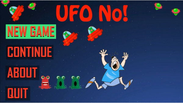 <b>UFO No! for blackberry games</b>