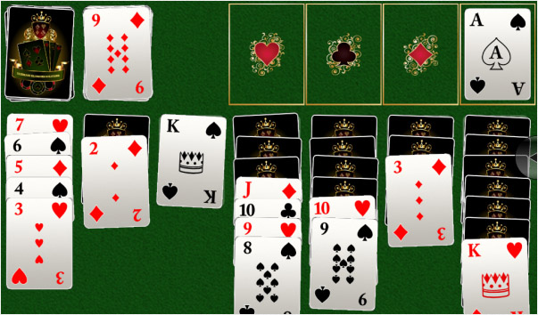 <b>Ultimate Klondike Solitaire v1.0.2</b>