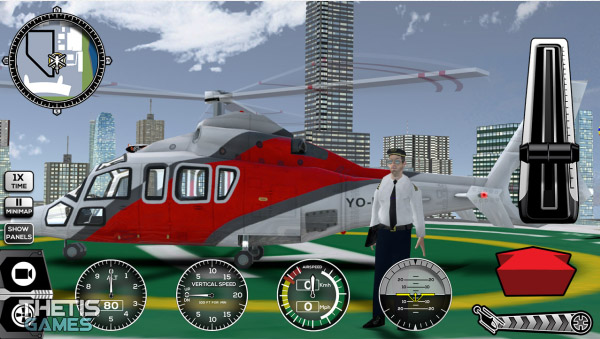 <b>Helicopter Simulator 2017 v1.1.13</b>