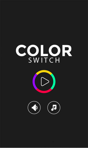 Color Switch v1.2.1.1 for blackberry games