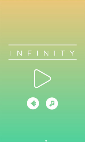 Infinity v1.3.1.1 for blackberry games