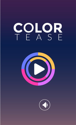 Color Tease v1.3.1.1 for blackberry games