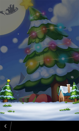 Christmas Ball 10 V1.0.1 for blackberry games