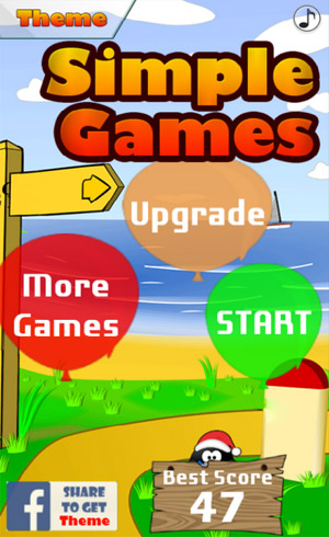 Simple Games v1.100.13 for blackberry games