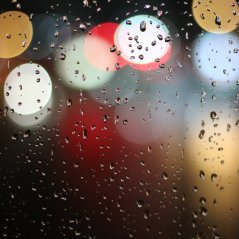 <b>bokeh rain night 1440x1440 hd wallpaper</b>