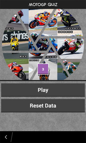 <b>Guess the Pictures for MotoGP Quiz v 1.0.3</b>