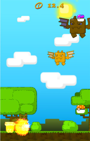 <b>Cubemon v1.0.4.1 for blackberry games</b>