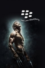 <b>Wolverine - KEYone desktop wallpaper</b>