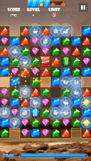 <b>Jewels Star Dash v 5.3.2.9 </b>