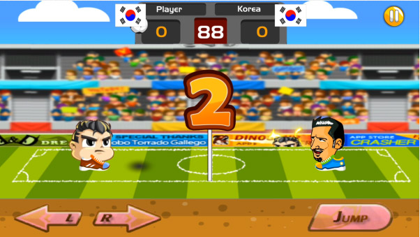 <b>Head Soccer League v6.9.3.9</b>