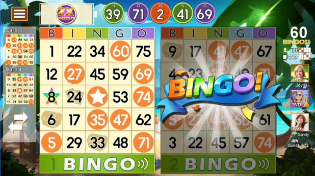 <b>Bingo Party - Free Vegas Casino Bingo Blackberry </b>