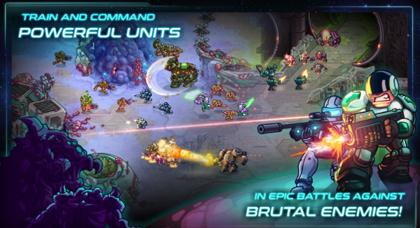 <b>Iron Marines for blackberry priv games</b>