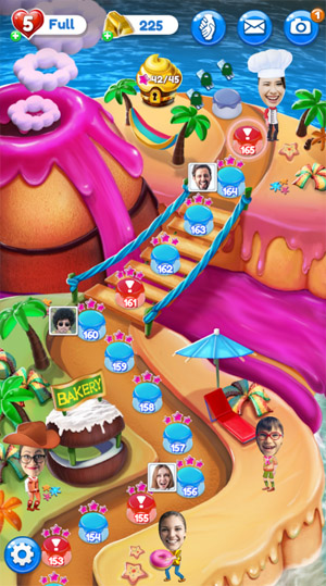<b>Crazy Cake Swap for blackberry games</b>