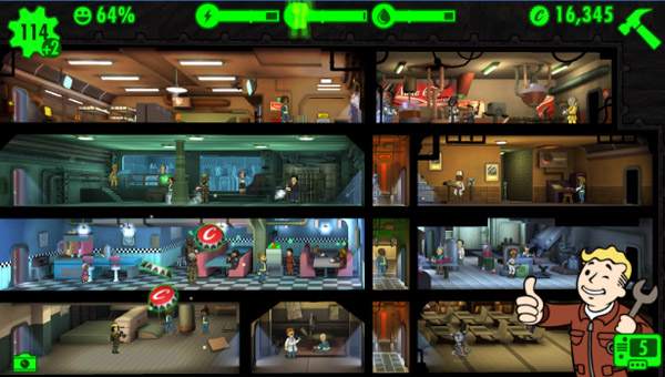 <b>Fallout Shelter for blackberry keyone game</b>