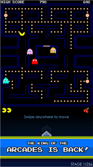 <b>PAC-MAN for blackberry keyone game</b>