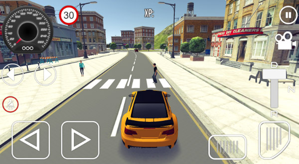 <b>Driving School 3D for blackberry games</b>