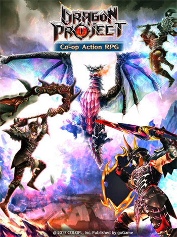 <b>Dragon Project game for blackberry android phone</b>