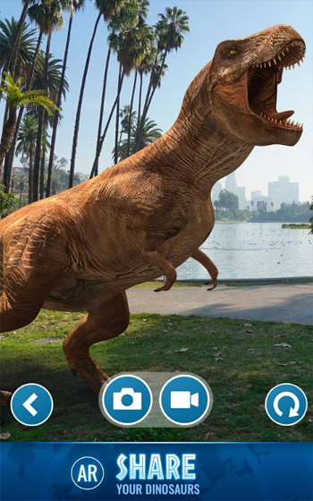 <b>Jurassic World™ Alive v1.3.11</b>