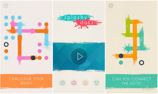 <b>Splashy Dots for android game</b>