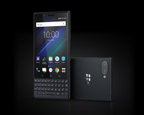 <b>BlackBerry KEY2 LE hands-on: It's NOT a KEY2 in c</b>